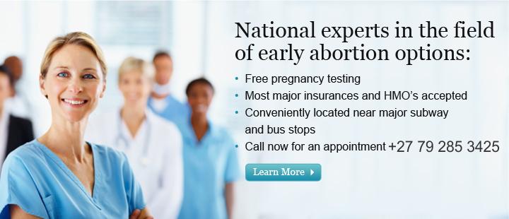 Abortion Clinic in Pretoria